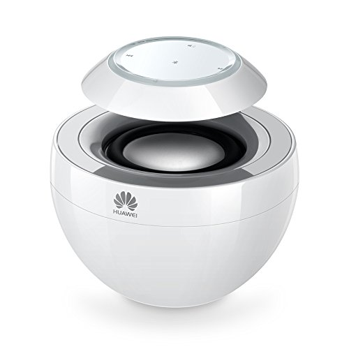 Original tragbare Mini Huawei Bluetooth Lautsprecher AM08 Stereolautsprecher-Touch-Lautsprecher mit Mikrofon Weiß - 3
