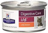 Hills Diet Feline i/d (lata) (12x82 gr)