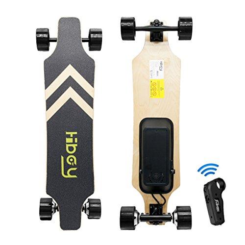 Hiboy Skateboard Planche à roulettes...