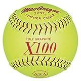MacGregor 12' ASA Fast Pitch Softball (DZN)