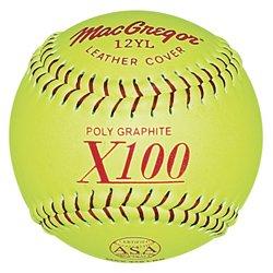 "MacGregor 11"" ASA Fast Pitch Softball (DZN)"