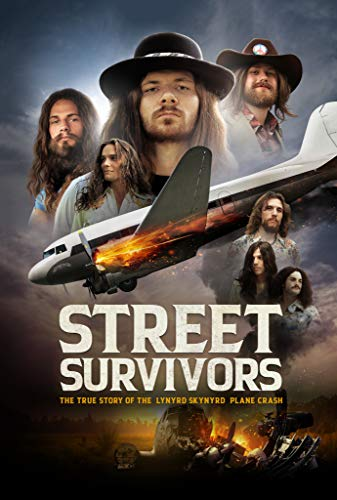 Street Survivors: The True Story Of The Lynyrd Skynyrd Plane Crash [Reino Unido] [DVD]