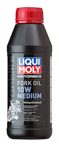 Liqui Moly 1506 Moto Tenedor Petróleo 10 W Medio, 500 ml