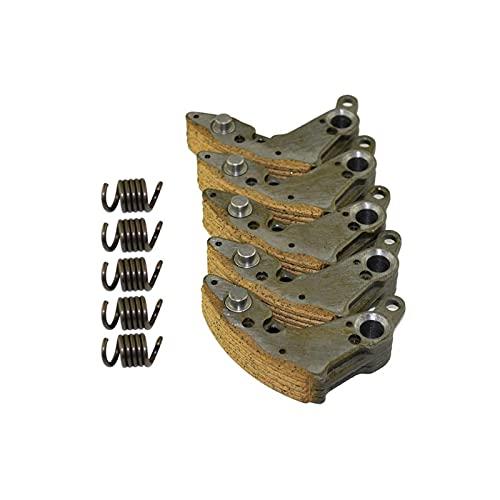 ZHAOHUA wuli Store Almohadillas de Embrague de Motocicleta con Ajuste de Resorte para Scooter Moped ATV Fit para CFMOTO CF500CC CF188 CF500 CF625 CF 500 625 188 CC 0180 054200