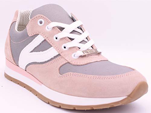 Seaside - Zapatillas de deporte para mujer, Rosa (rosa), 36 EU