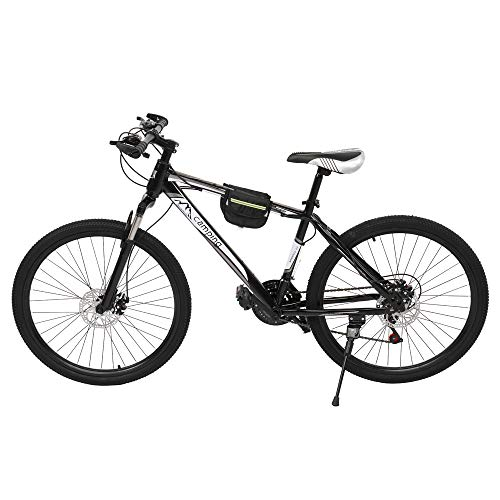Genaric 26-Inch 21-Speed Olympic Mountain Bike Black And White