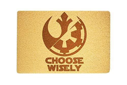 Felpudo con Emblema de Star Wars