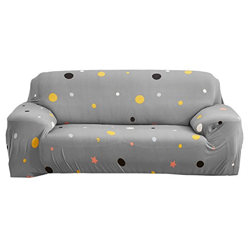 Elastic Sofa Set Wave Point Home Cushion Simple Non-slip Sofa Cover(4)-174832.04