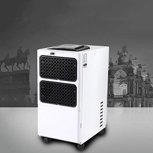 Cheapest Prices! DW&HX Energy Star Dehumidifier, Safe Mid Size Portable Dehumidifiers 41-60㎡ 58 l ...