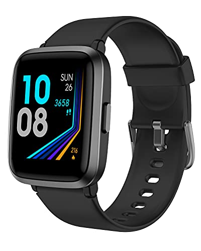 YAMAY Smart Watch, Watches for Men Women Fitness Tracker Blood...