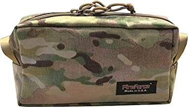 Fire Force #8275 Tactical Accessory Bag Made in USA (Multicam)