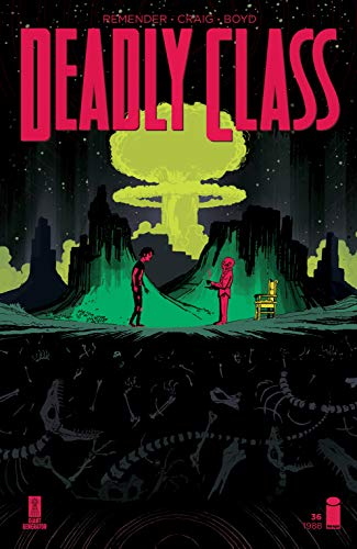 Deadly Class #36 (English Edition)