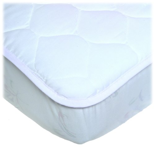 UltraSoft Quilted Crib Mattress Pad