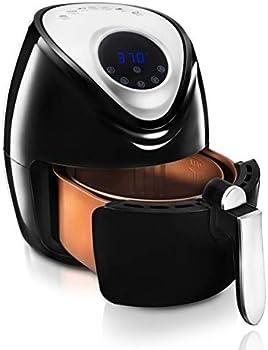Gotham Steel Digital 4 Quart Programmable Oilless Air Fryer