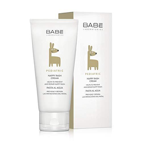 Laboratorios Babé - Pasta al Agua Pediátrica 100 ml, Protectora, Previene y Combate la Irritación, Dermatitis del Pañal, Regeneración de la Piel, Calmante, para Bebés con Piel Sensible