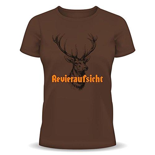Geburtstag Party Fun T-Shirt für Jäger geil bedruckt /NEU/ Revieraufsicht ! M