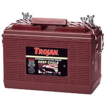 Trojan SCS225 12V 130Ah Group 30 Superior Deep Cycle Battery
