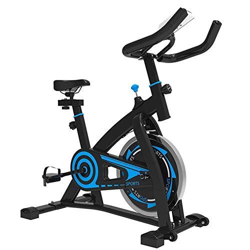 WGFGXQ Bicicleta de Ciclismo de Interior, Bicicleta de Fitness y Entrenador de Abdominales Equipo Deportivo Entrenador de Cardio Ideal Capacidad de Carga máxima 180Kg