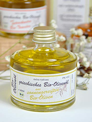 direct&friendly Geschenkset Bio Olivenöle mit Chili, Tomate, Oregano - 7