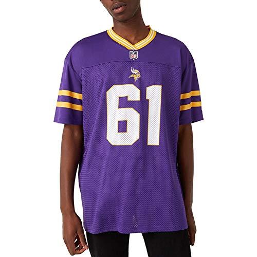 New Era NFL Mesh Jersey Trikot - NFL Minnesota Vikings - XS