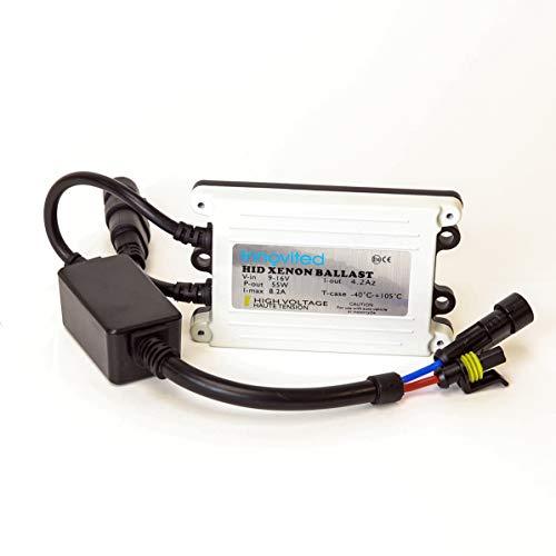 top 10 55w hid ballast H1 H3 H4 H7 H10 H11 9005 9006 D2r D2s Innovative 55W Slim Digital AC Ballast for Universal
