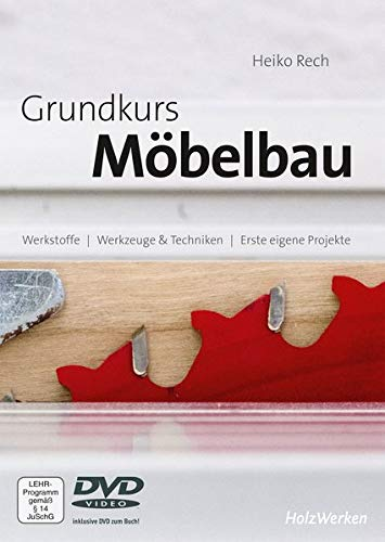Grundkurs Möbelbau: inkl. DVD