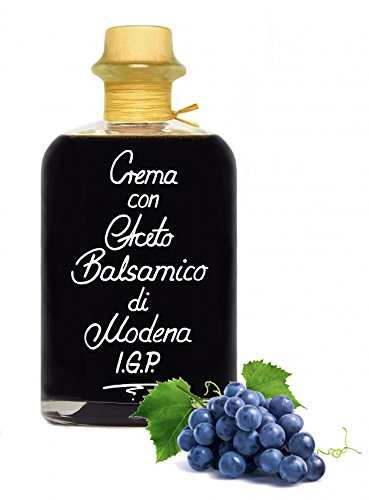 Crema di Aceto Balsamico di Modena IGP 0,5 L dickflüssig & sehr mild 3% Säure
