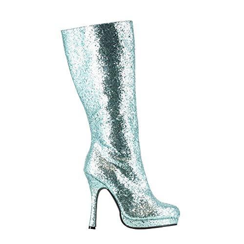 Ellie Shoes Damen 421-zara, Blau (Türkis), 36 EU