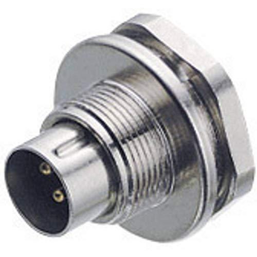 Binder 09-0423-00-07 - Conector Circular de Enchufe de la Serie: 712 Tot Polos: 7 (1 Unidad)