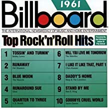 Billboard Top Hits: 1961