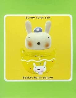 Easter Playful Bunnies Salt and Pepper Shaker