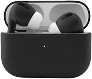 Craft 525 Painted Apple Airpods Pro - Black Matte (Pack of1)