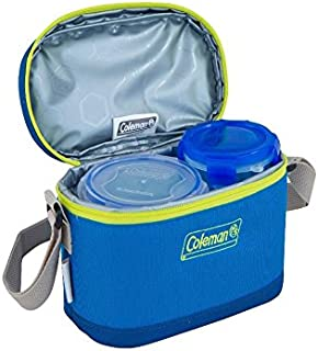 Coleman Tiffin Lunch Box, Blue, 100 Milliliters