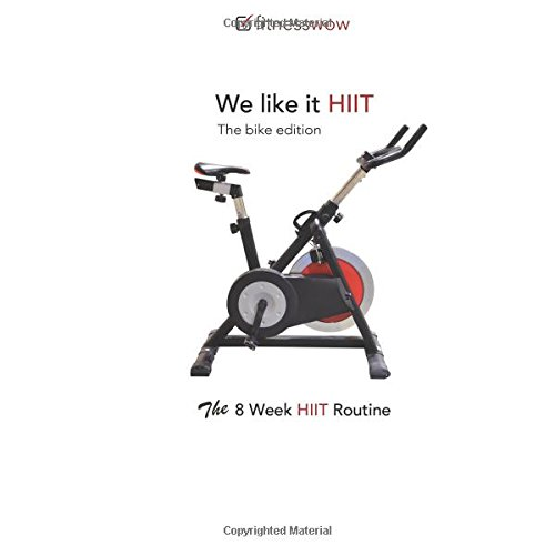 We like it HIIT - The Bike Edition: HIIT Watt Bike spin spinning cycle cycling bicycle group cycling low impact exercise workout plan workout planner ... stronger stamina endurance fitness fit fitter