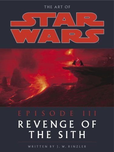 The Art Of Star Wars: Episode III, Revenge of the Sith