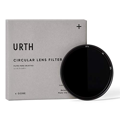 Urth x Gobe 46 mm Graufilter ND64 (6 Stop) ND Filter (Plus+)