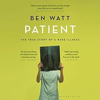Patient audiobook cover art