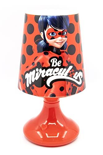 Joy Toy 65971 Figuras & Charactere Ladybug - Mini pantalla LED (7 x 18 cm, funciona con pilas, en caja de regalo)