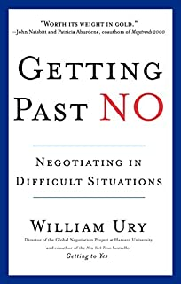 Getting Past No: Negotiating in Difficult Situations (0553371312) | Amazon price tracker / tracking, Amazon price history charts, Amazon price watches, Amazon price drop alerts