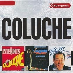 Coffret 3 CD : Les Interdits / Au Gymnase / Les Blagues sur Europe 1