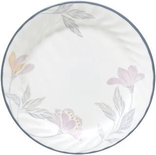 Corelle Impressions 7-1/4-Inch Salad/Dessert Plate, Pink Trio