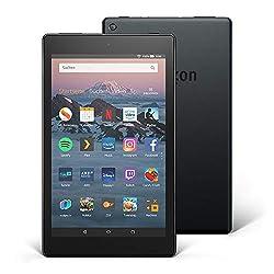 Fire HD 8-Tablet, 32 GB, Schwarz, ohne Spezialangebote (vorherige Generation – 8.)