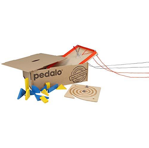 pedalo Teamspiel-Box DREI I Kooperation I Kommunikation I Teambuilding I Soziale Kompetenzen I Teamwork I BGM