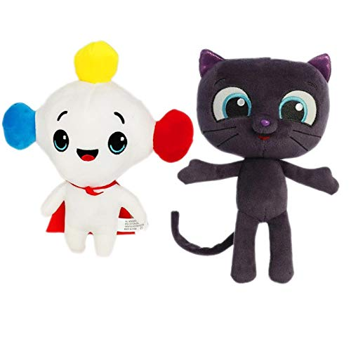 Peluche Bartleby Chat True and The Rainbow Kingdom