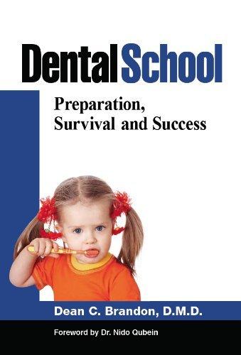 Dental School Preparation Survival And Success