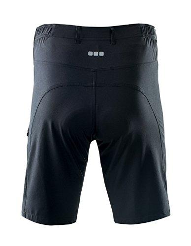 Intelligence Quality Herren Maitre Cycling Shorts, Black, M - 3