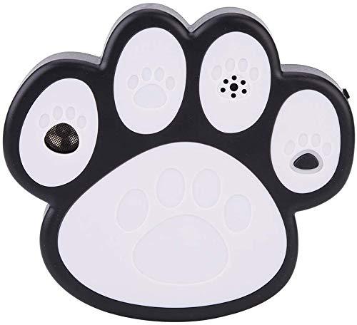 LEIPING 2021 Ultrasuoni per Cani, Innocuo Dispositivo di Controllo Anti-Abbaiamento, Portatile per Abbaiare Il Cane, Antiabbaio Sicuro Dispositivo per Addestramento Umano per Cani