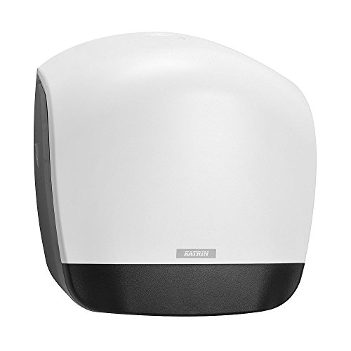 Katrin 90083 Inclusive Gigant toiletpapierdispenser, groot, wit