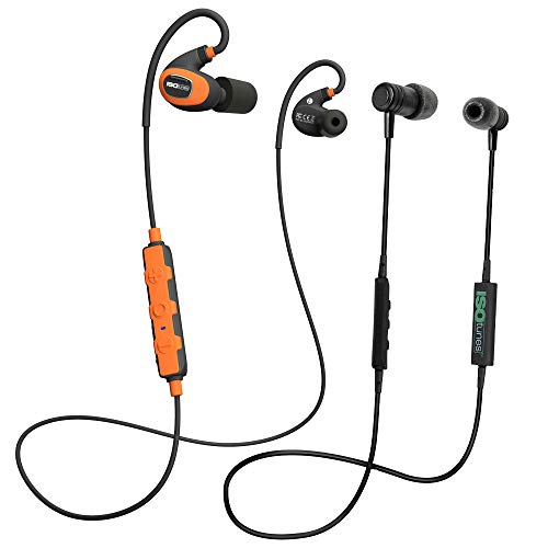 ISOtunes Original and Pro 2.0 Bundle: OSHA Compliant Bluetooth Hearing Protection with Noise Cancelling Mic