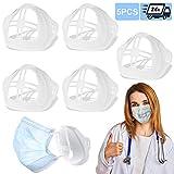 Support 3D pour Masque, Supports de Masque Protection pour Rouge à Lèvres, Cadre de...
